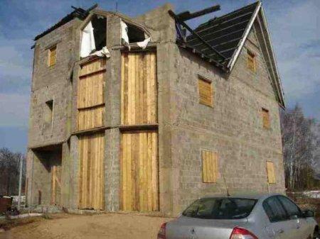 Купить недостроенный дом?