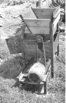 Как обмолотить зерно в домашних условиях 191