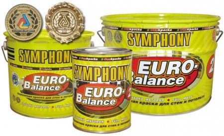 Краска Symphony EURO-Balance 2/7