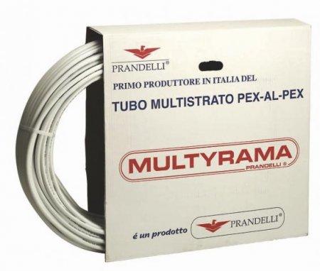 Металлопластиковые трубы Prandelli Multyrama