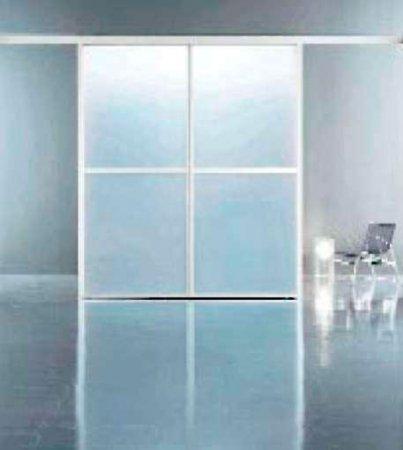 Раздвижные межкомнатные двери Bosca Arredi Light