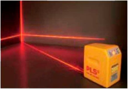 Нивелир Pacmc Laser Systems PLS 2