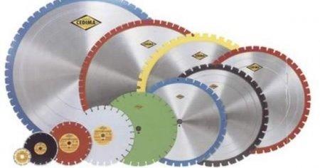 Алмазные диски Cedima
