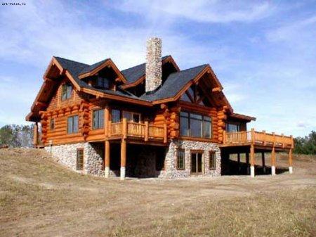 Расходы на строительство загородного дома