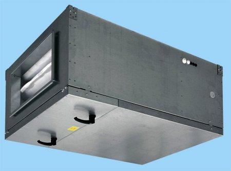 Компактные приточные установки Systemair TA