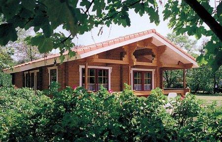 Выбор места строительства деревянного дома