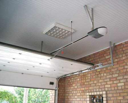 Система автоматического управления гаражными воротами Einhell TAF 451