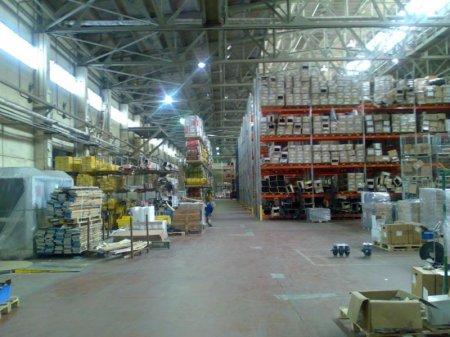 Аренда склада под строительные материалы
