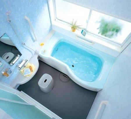 Полезные советы по ремонту маленькой ванной
