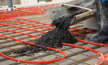 Способ приготовления бетона
