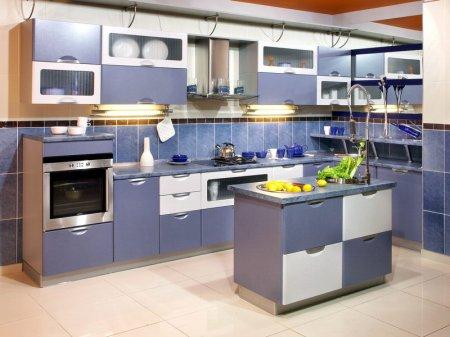 Выбор мебельного гарнитура для кухни