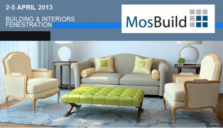 Выставка MosBuild-2013