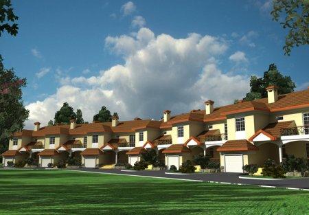 Таунхаус – качественное недорогое жилье