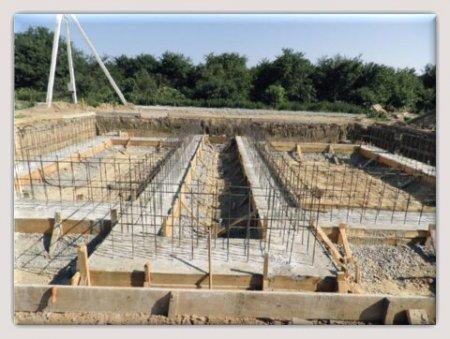 Виды фундаментов для любого строительства