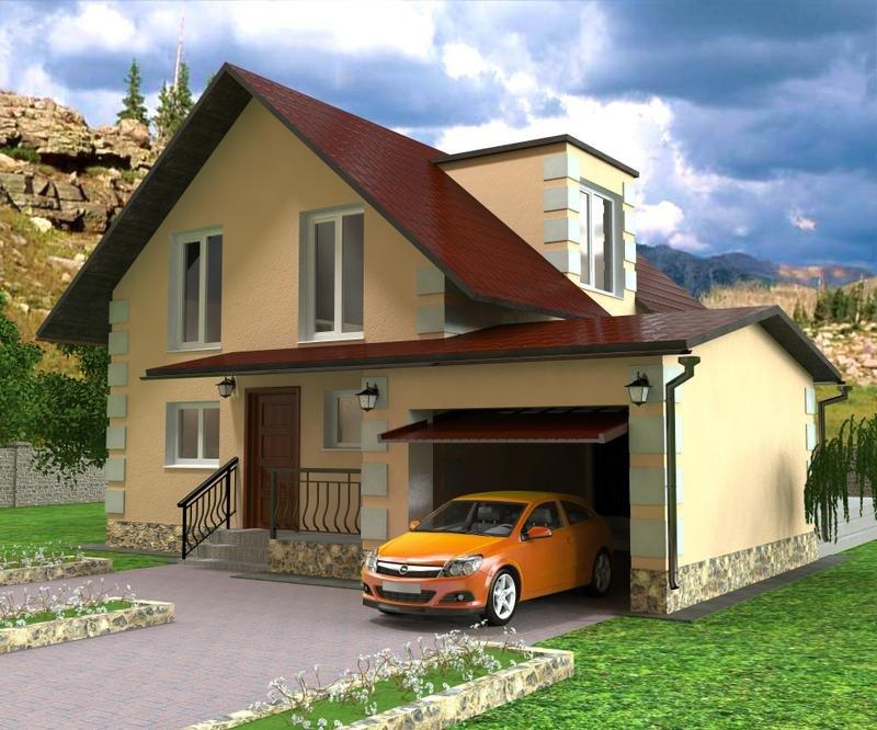 Как сделать свой дизайн дома