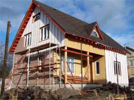 Ключевые моменты строительства домов