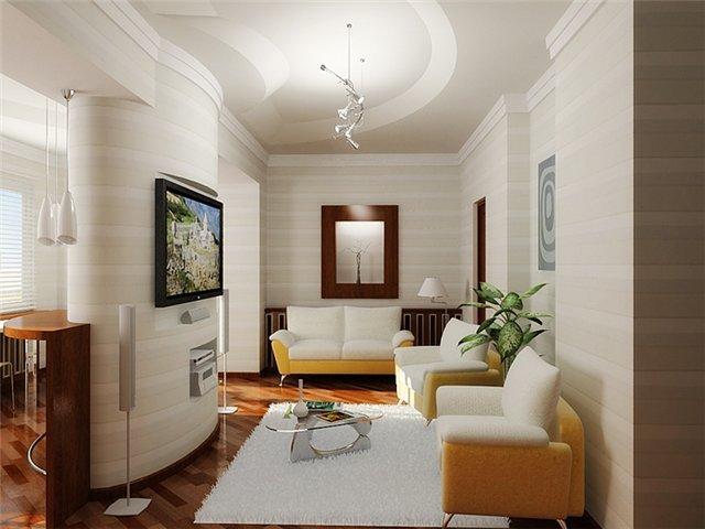 Дом серии П-46М: планировка 3-комнатной квартиры, а также