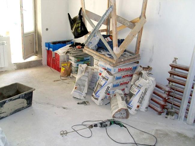 Что нужно для ремонта в квартире своими