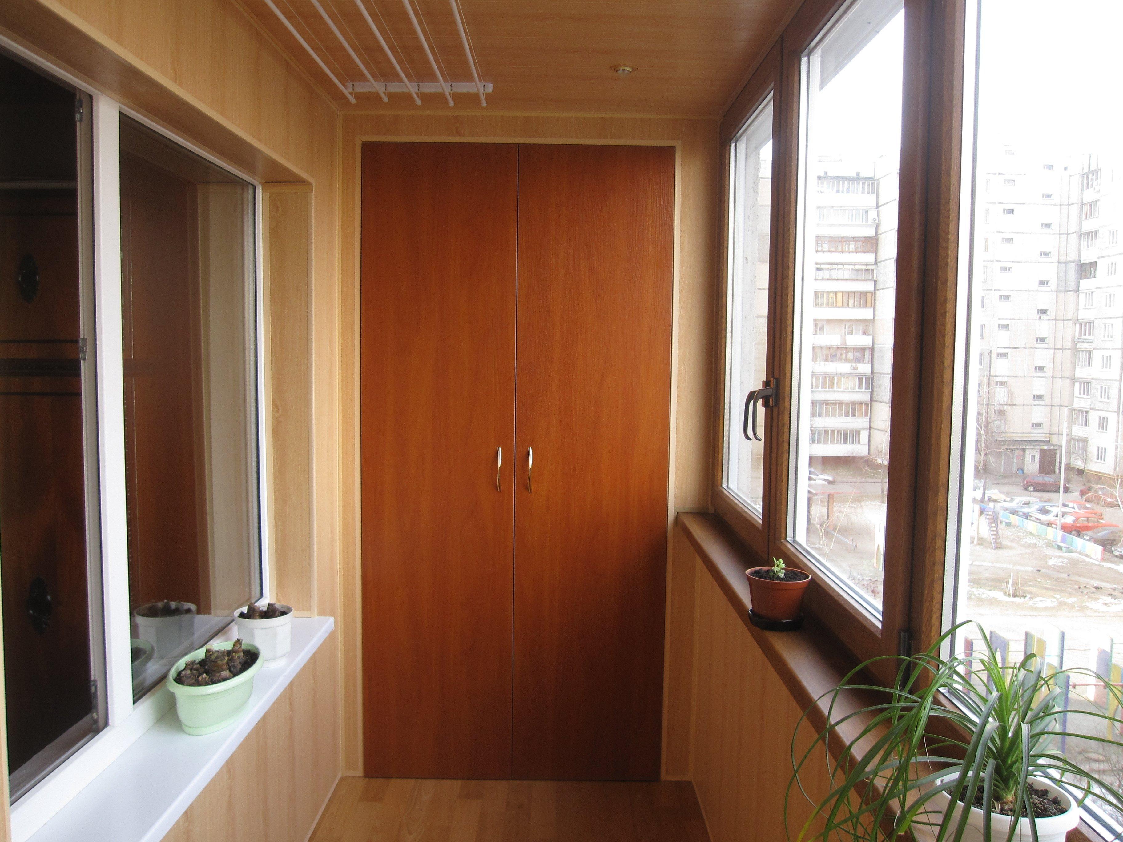Отделка балкона и лоджии пластиковыми панелями в костроме ре.