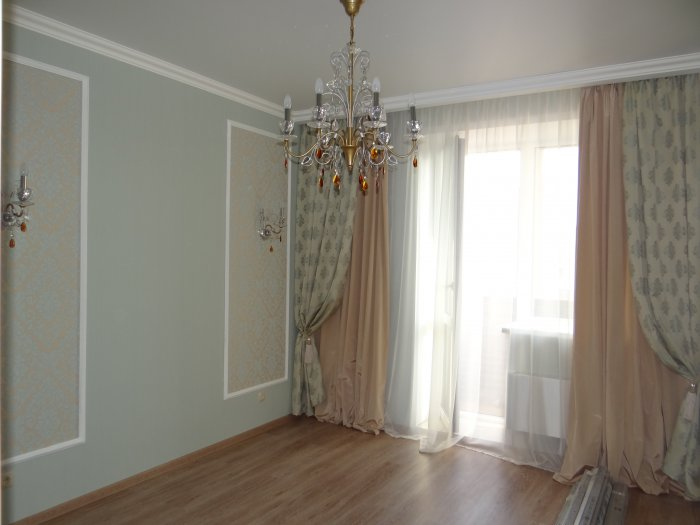 Ремонт квартиры своими руками зал фото