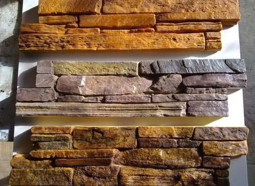Камень из гипса в домашних условиях