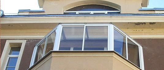 Остекление балконов согласование..