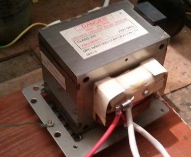 Повышающий трансформатор постоянного тока - Морской флот