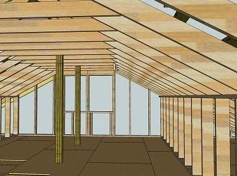 Программы для проектирования каркасного дома