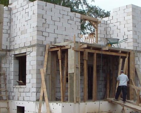 Поэтапное строительства домов из пеноблоков - Как Нарисовать Монстр Хай И Эвер Афтер Хай