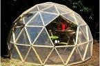 Что такое геодезический купол