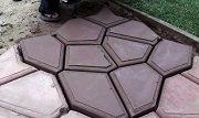 Чем смазывать формы для плитки
