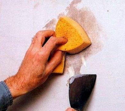 Подготовка стен к поклейке жидких обоев своими руками 27