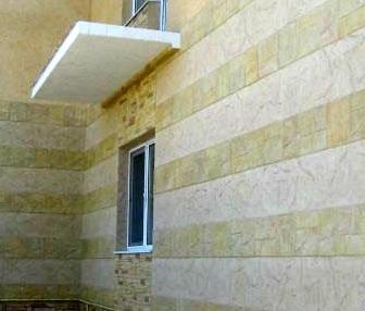 Термопанели для отделки фасада дома