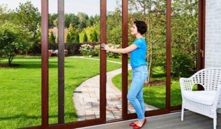 Террасные двери: ряд важных особенности