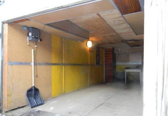 Утепляем железный гараж