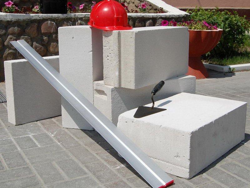 строительный блок газосиликата