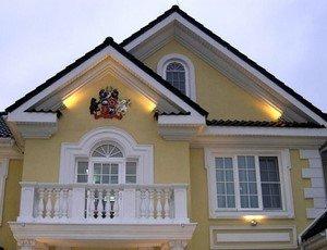 Пенополистерол для фасадного декора Вашего дома