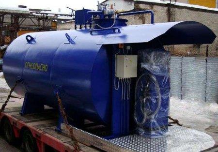 Преимущества использования мини АЗС для оптимизации потребления топлива