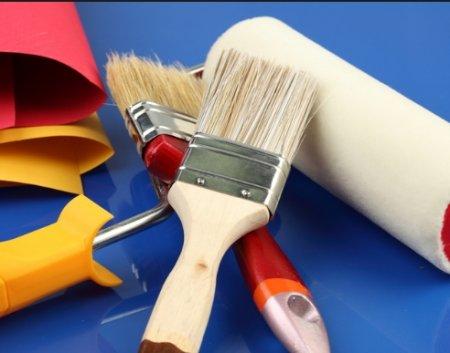 Инструкция для покраски обоев