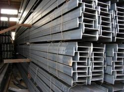 Где и для чего применяются стальные двутавровые балки?