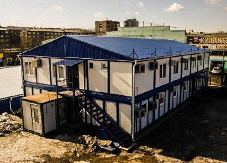 Модульное возведение зданий: достоинства и недостатки