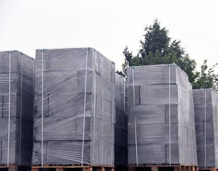 Коттедж из полистиролбетонных блоков