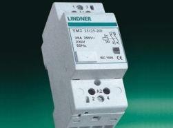 Модульные контакторы - краткая характеристика, применение в домашней электропроводке