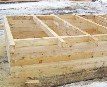 Сложно ли построить баню из бруса своими силами