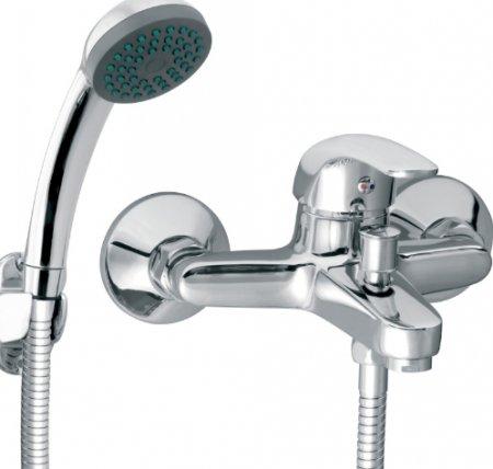 Смесители для ванной: наиболее распространенные типы