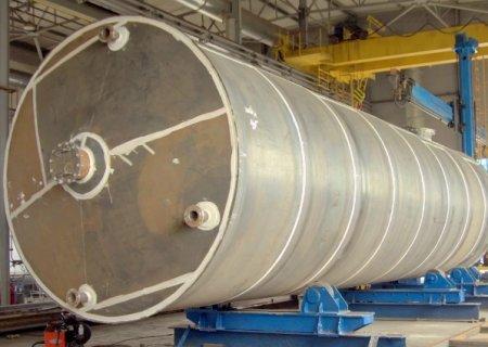 Типы резервуаров используемых для хранения нефтепродуктов