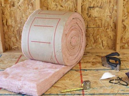 Выбор материалов для теплоизоляции стен