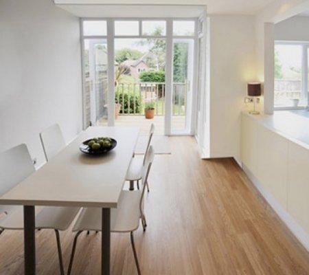 Пол на кухне: какой тип покрытия лучше?