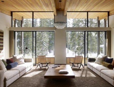 Панорамные окна: отличное решение для насыщения дома
