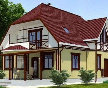 Строительство жилого дома своими силами